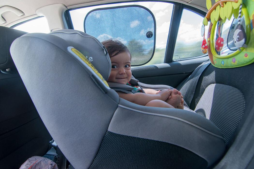road trip por francia con bebe
