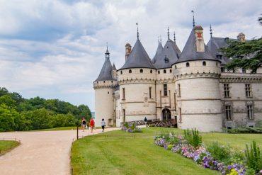 mejores castillos loira