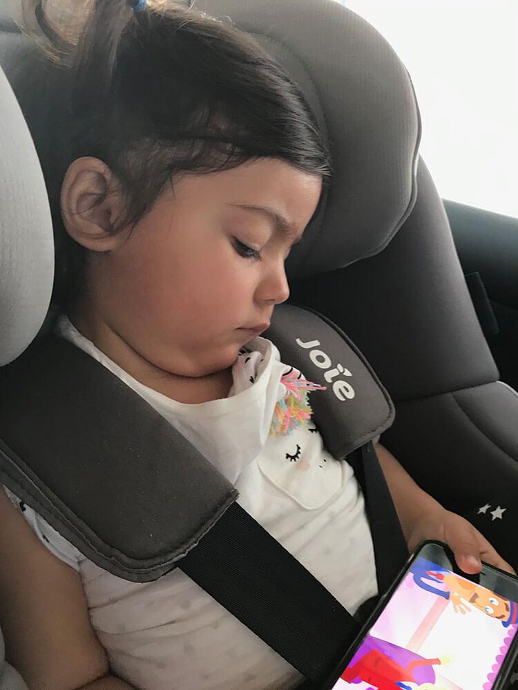 desde cuando se puede viajar con bebe