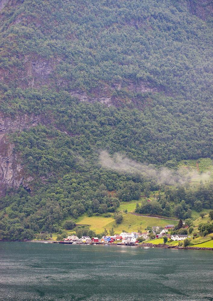 crucero fiordos Noruega