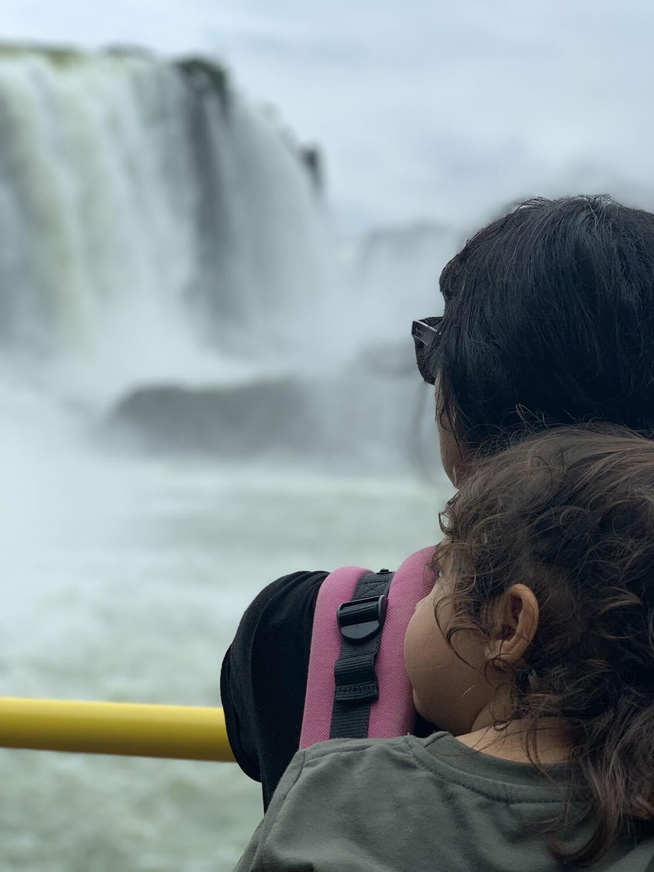 cataratas del iguazu lado de brasil