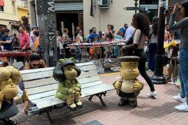 paseo historieta mafalda