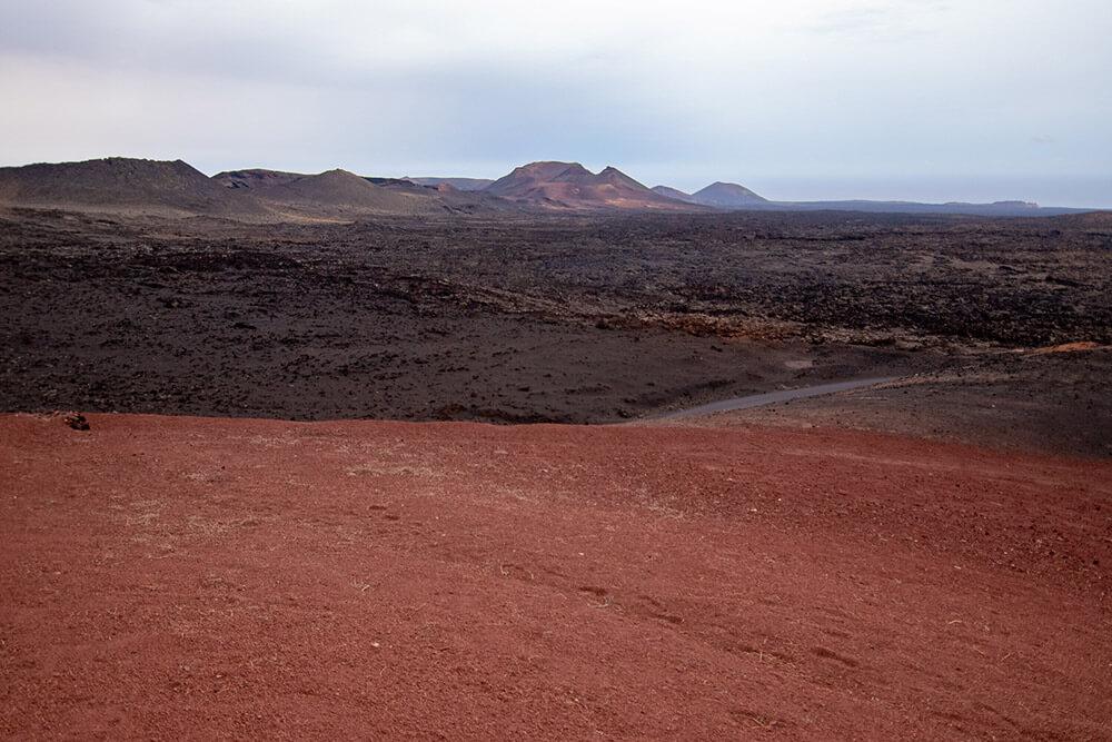volcanes timanfaya