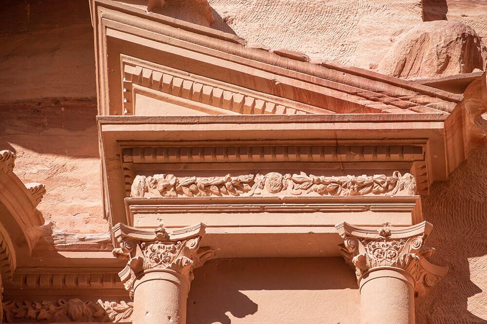 que visitar en Petra