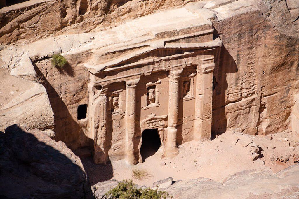 petra wadi farash