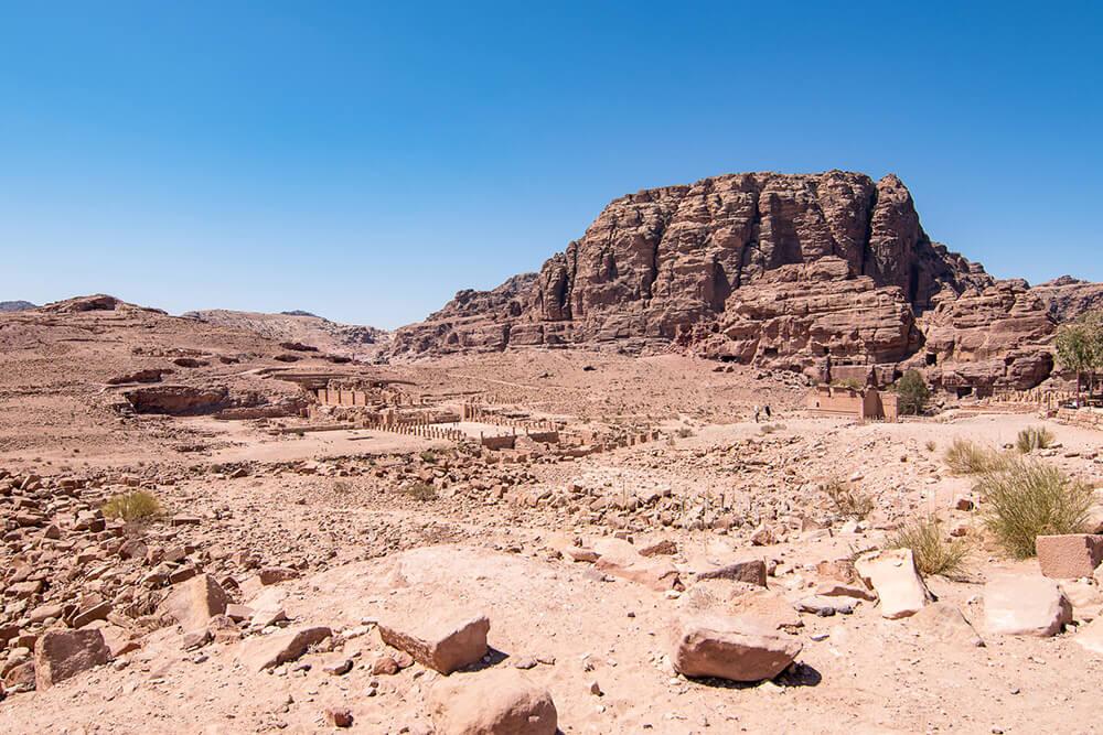 El Gran Templo de Petra