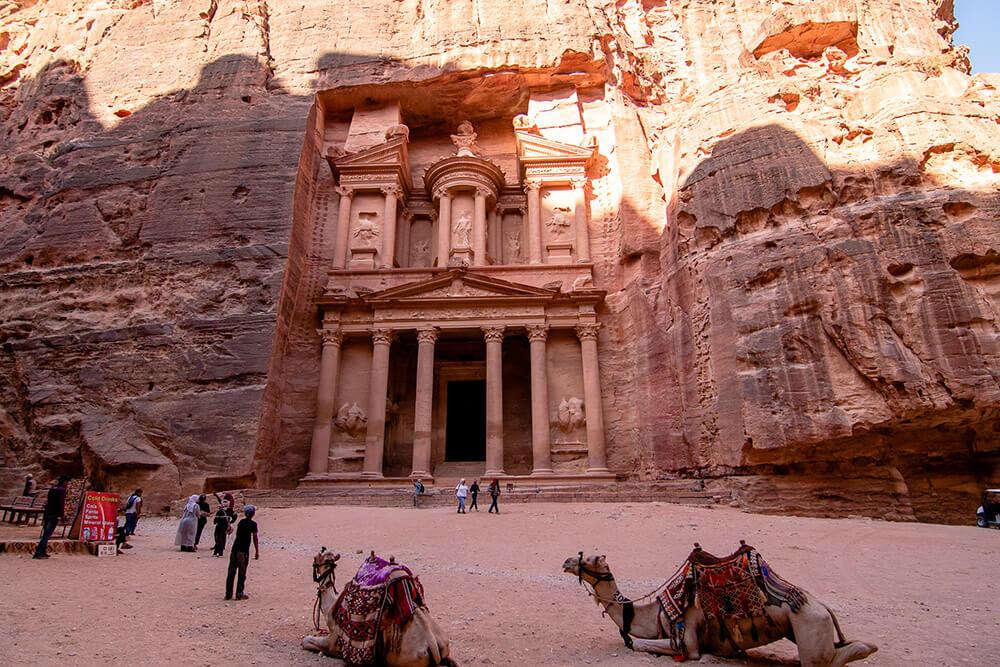 que visitar jordania