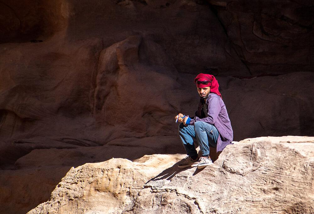 guia de viaje jordania