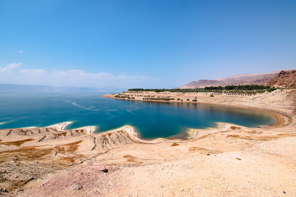 guia de viajes jordania