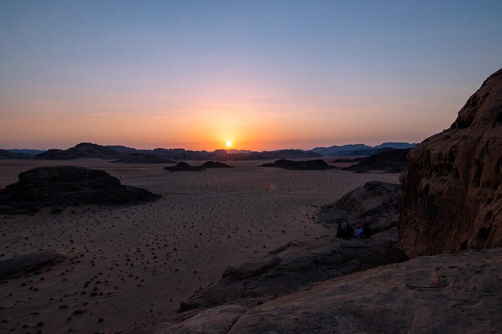 viajar a Jordania en 10 días