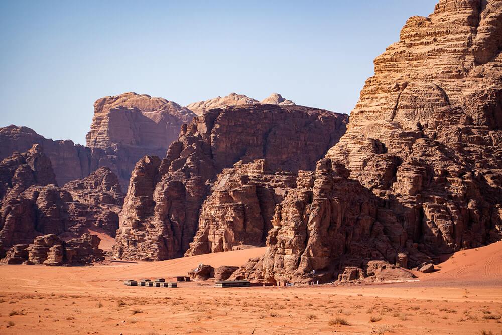 viajar a jordania en 7 días