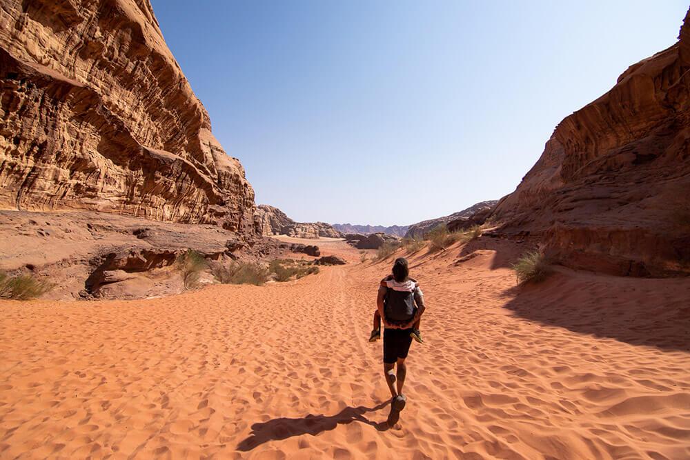 qué ver en jordania